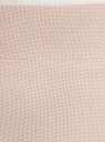 Юбка прямая на молнии oodji #SECTION_NAME# (розовый), 21602089/46742/4B00N - вид 4