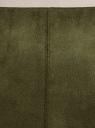 Юбка-карандаш из искусственной замши oodji для женщины (зеленый), 18H01009/47301/6800N