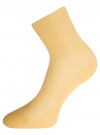 Комплект безбортных носков (3 пары) oodji #SECTION_NAME# (разноцветный), 57102801T3/48022/6 - вид 3