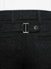 Брюки из плотной ткани с декоративным элементом oodji #SECTION_NAME# (серый), 2L150091M/44456N/2529O - вид 5