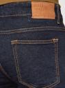 Джинсы базовые slim oodji для мужчины (синий), 6B120039M-4/50618/7901W