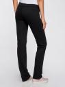Комплект трикотажных брюк (2 пары) oodji #SECTION_NAME# (разноцветный), 16700045T2/46949/1229N - вид 3