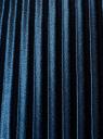 Юбка плиссе удлиненная oodji #SECTION_NAME# (синий), 21606020-4/48764/7902N - вид 5