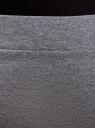 Юбка-карандаш (комплект из 3 штук) oodji для женщины (серый), 14101099T3/47420/2300M