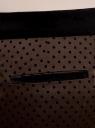 Брюки в горох с бархатным поясом oodji #SECTION_NAME# (коричневый), 11706202-1/32816/3929D - вид 5