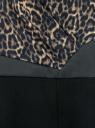 Платье oodji для женщины (бежевый), 21900338/43086/3529A