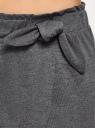 Пижама хлопковая с принтом oodji #SECTION_NAME# (зеленый), 56002230/46154/6525P - вид 5