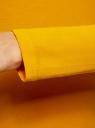Водолазка хлопковая oodji #SECTION_NAME# (оранжевый), 15E02001B/46147/5200N - вид 5
