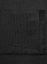 Кардиган без застежки с декоративными карманами oodji #SECTION_NAME# (черный), 73212397/24526/2900N - вид 5