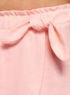Пижама хлопковая с принтом oodji для женщины (серый), 56002230-3/46154/2040Z - вид 5