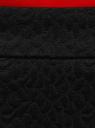 Юбка трикотажная на молнии oodji для женщины (черный), 24101036-4/47199/2900N