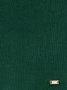Юбка миди трикотажная oodji #SECTION_NAME# (зеленый), 14101105/48037/6900N - вид 4