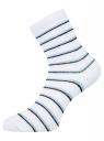 Комплект из шести пар носков oodji для женщины (разноцветный), 57102466T6/47469/28