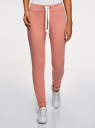 Комплект спортивных брюк (2 пары) oodji #SECTION_NAME# (разноцветный), 16701010T2/46980/5 - вид 2