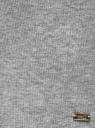 Юбка миди трикотажная oodji #SECTION_NAME# (серый), 14101105/48037/2000M - вид 5