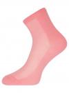 Комплект из десяти пар хлопковых носков oodji для женщины (разноцветный), 57102809T10/48022/3 - вид 4