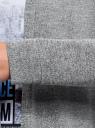 Кардиган легкий без застежки oodji для женщины (серый), 29201001/45723/2300M