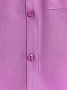 Топ вискозный с нагрудным карманом oodji #SECTION_NAME# (красный), 11411108B/26346/4C00N - вид 5