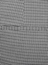 Шорты-трапеция на молнии сбоку oodji #SECTION_NAME# (серый), 11800030-3/46284/1229C - вид 5