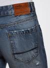 Шорты джинсовые oodji #SECTION_NAME# (синий), 6L220017M/35771/7500W - вид 5