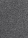 Легинсы базовые трикотажные oodji для женщины (серый), 18700046-2B/47618/2509M