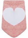 Комплект из трех пар носков oodji для женщины (разноцветный), 57102466T3/47469/17