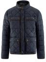 Куртка стеганая с карманами oodji #SECTION_NAME# (синий), 1L111028M/34857N/7900N