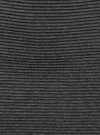 Юбка вязаная в рубчик oodji #SECTION_NAME# (серый), 63612028-1B/45429/2500M - вид 5