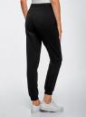 Комплект трикотажных брюк (2 пары) oodji #SECTION_NAME# (разноцветный), 16700030-15T2/47906/19NCN - вид 3