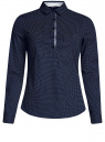 Рубашка базовая с нагрудными карманами oodji #SECTION_NAME# (синий), 11403222B/42468/7910D
