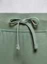 Комплект трикотажных брюк (2 пары) oodji #SECTION_NAME# (разноцветный), 16700030-15T2/46173/19VUN - вид 4